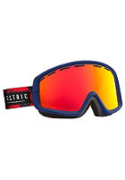ELECTRIC EGB2 Goggle blues fronds-bronze/red chrome +bl