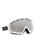 ELECTRIC EGB2 Goggle gloss white-bronze/silver chrome +bl