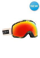 ELECTRIC EGB2 Goggle hemp-bronze/red chrome +bl