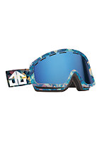 ELECTRIC EGB2 Landing CO LAB Matte Goggles bronze/blue chrome