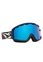 ELECTRIC EGB2 V.CO LAB Matte Goggles bronze/blue chrome