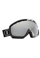 ELECTRIC EGB2s F@ck Cancer Matte Goggles bronze/silver chrome