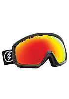 ELECTRIC EGB2s Gloss Black Goggles bronze/red chrome