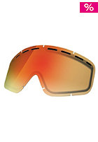 ELECTRIC EGB2s Lens Goggles bronze/red chrome