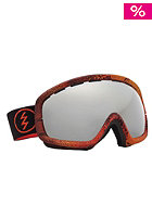 ELECTRIC EGB2s Pat Moore Matte Goggles bronze/silver chrome
