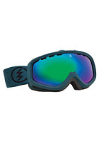 ELECTRIC EGK Dark Seas Matte Goggles bronze/green chrome