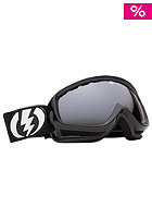 ELECTRIC EGK Gloss Black Goggle bronze/silver chrome