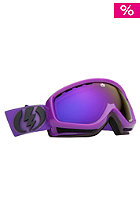 ELECTRIC EGK Goggle royal purple bronze/blue chrome