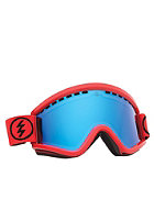 ELECTRIC EGV Bright Brick Matte Goggles bronze/blue chrome