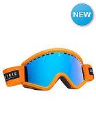 ELECTRIC EGV Goggle biohazard-bronze/blue-chrome +bl
