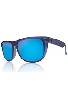 ELECTRIC Flipside - Ultra Marine Sunglasses Grey Blue Chrome