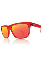 ELECTRIC Knoxville - Fire Brick Sunglasses Grey Fire Chrome