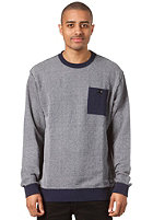 ELECTRIC Logan Crew Sweat navy