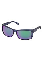 ELECTRIC Riff - Raff - Ultra Marine Sunglasses grey green chrome