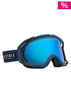 ELECTRIC RIG Goggle blues-bronze/blue chrome +bl