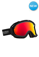 ELECTRIC RIG Goggle gloss black-bronze/red chrome +bl
