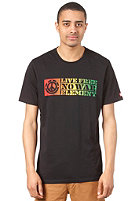 ELEMENT Army Stencil S/S T-Shirt black