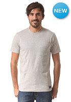 ELEMENT Basic Crew Pocket S/S T-Shirt oatmeal heather