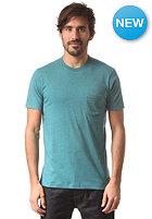 ELEMENT Basic Crew Pocket S/S T-Shirt sea blue
