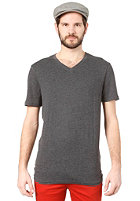 ELEMENT Basic F V S/S T-Shirt black heather