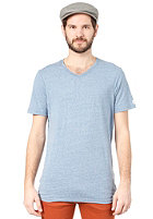 ELEMENT Basic F V S/S T-Shirt BLUE HEATHER