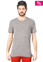 ELEMENT Basic F V S/S T-Shirt charcoal heather