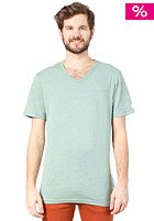 ELEMENT Basic F V S/S T-Shirt green heather