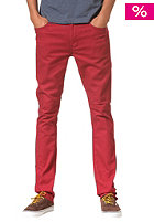 ELEMENT Boom Denim Pant crimson red