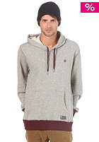 ELEMENT Brennan Hooded Sweat grey
