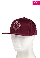 ELEMENT Chronicle Cap oxblood