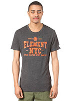 ELEMENT City of Dreams F S/S T-Shirt black heather