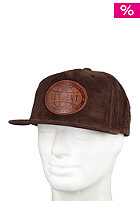 ELEMENT Continental Trucker Cap brown
