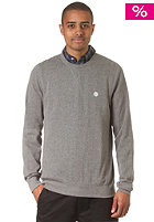 ELEMENT Cornell Crew Sweatshirt grey heather