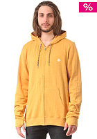 ELEMENT Cornell Hooded Zip Sweat honey