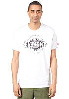 ELEMENT Crossover R S/S T-Shirt white