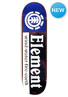 ELEMENT Deck Team Black Floral Section 8.30 one colour