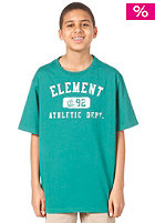 ELEMENT Department S/S T-Shirt Sport green