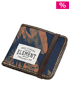 ELEMENT Division Wallet indigo