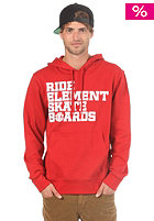 ELEMENT Do It Hooded Sweat chili