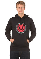 ELEMENT Elemental Hooded Sweat black