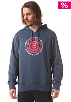 ELEMENT Elemental Hooded Sweat dark denim