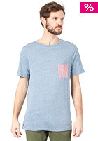 ELEMENT Endless S/S T-Shirt blue heather