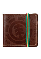 ELEMENT Ensure Leather Wallet rasta