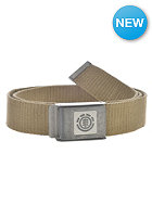 ELEMENT Faber Belt olive gray