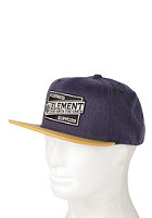 ELEMENT Faden A Cap indigo heather