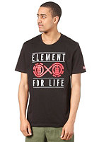 ELEMENT Forever R S/S T-Shirt black