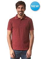 ELEMENT Freddie S/S Polo Shirt oxblood