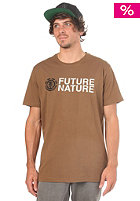 ELEMENT Future Nature S/S T-Shirt mocha