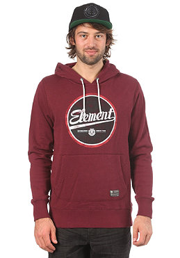 ELEMENT Hardball Fl Hooded oxblood