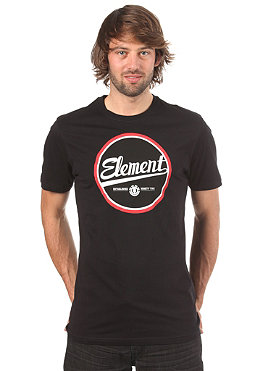 ELEMENT Hardball S/S T-Shirt black